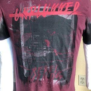Buffalo David Bitton Shirts - NWT Buffalo David Bitton Crewneck Graffiti S/S Tee